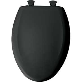 Church Bemis 1200slowt 047 Toilet Seat Black EBay