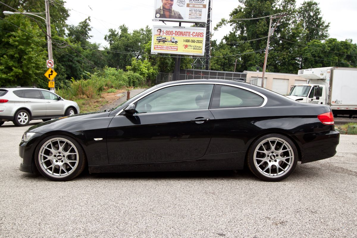 FS: 2008 BMW 335i Coupe 6SPD 45K Miles, Sapphire Black/Coral Red
