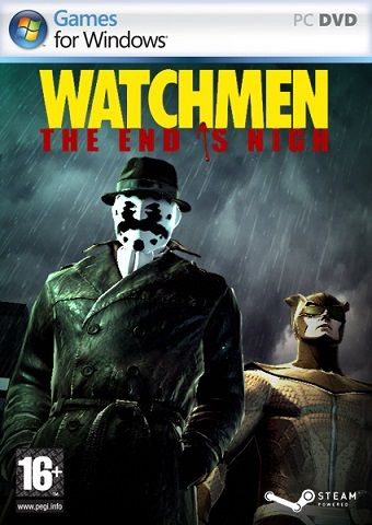 [PC] Watchmen: The End is Nigh Part 2 - SUB ITA
