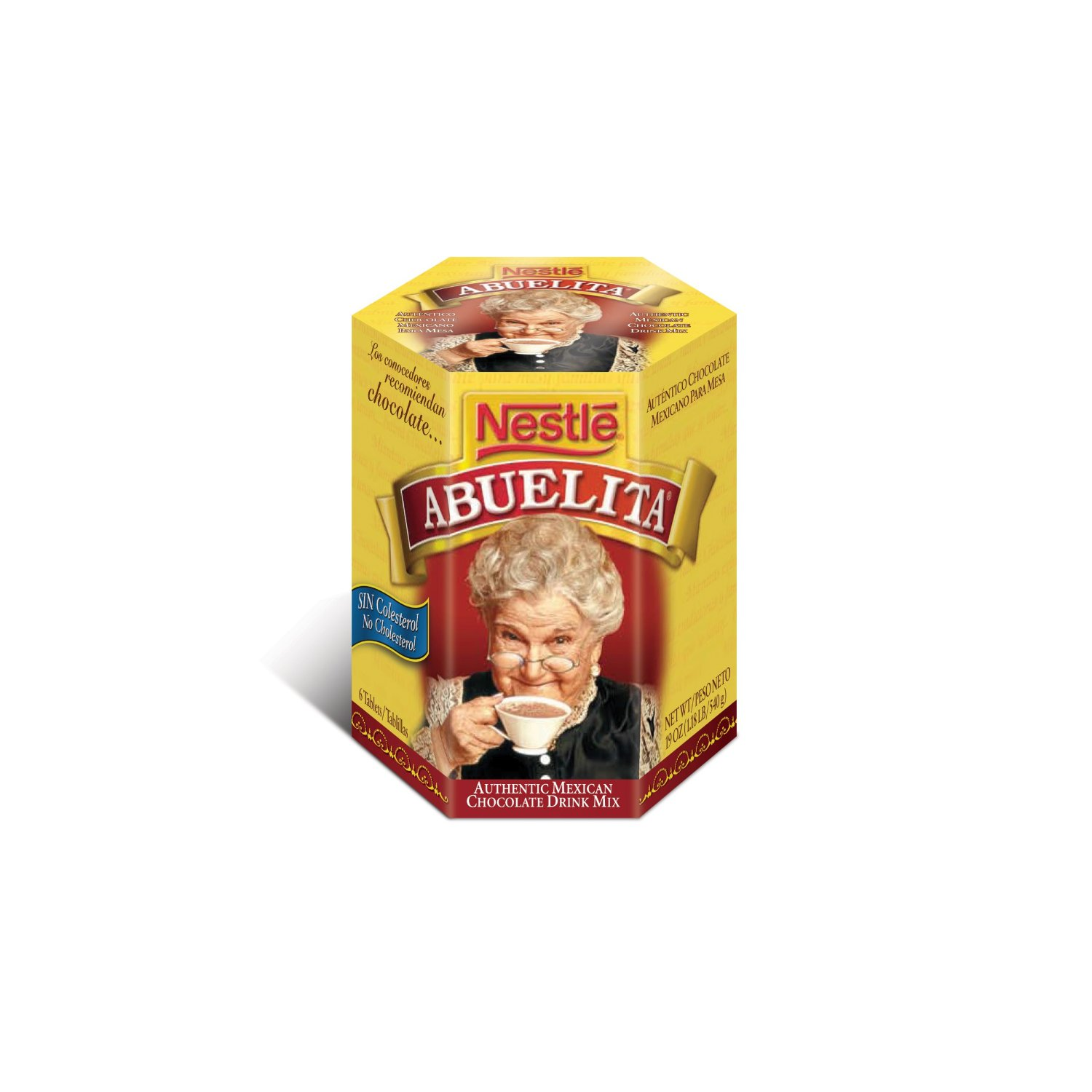 Nestlé Abuelita Hot Chocolate Review and Prize Pack Giveaway ...