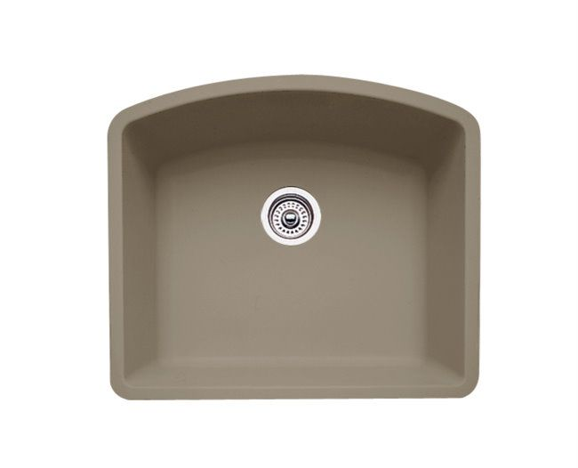 ... about Blanco 441281 Diamond Single Bowl Silgranit II Sink, Truffle