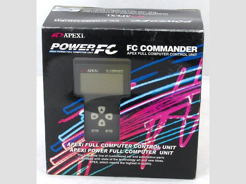 Apexi Power FC ECU+Commander Impreza Ver.5/6 F/G GC8 GF8 WRX STI