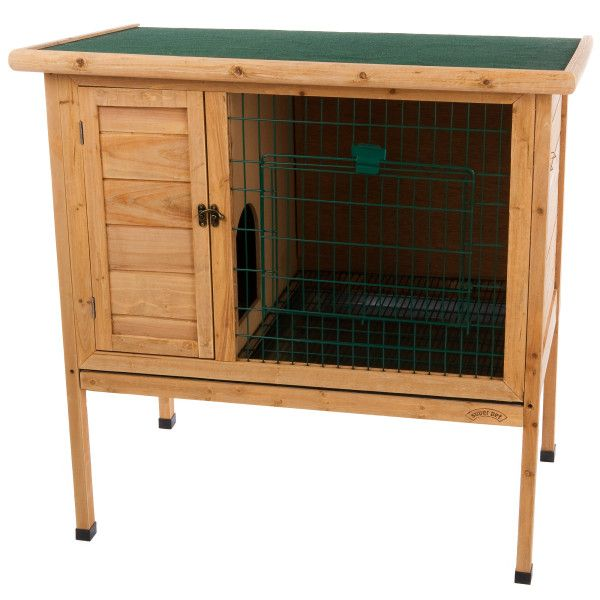how to build a rabbit hutch run cage instructions