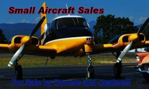 small aircraft sales