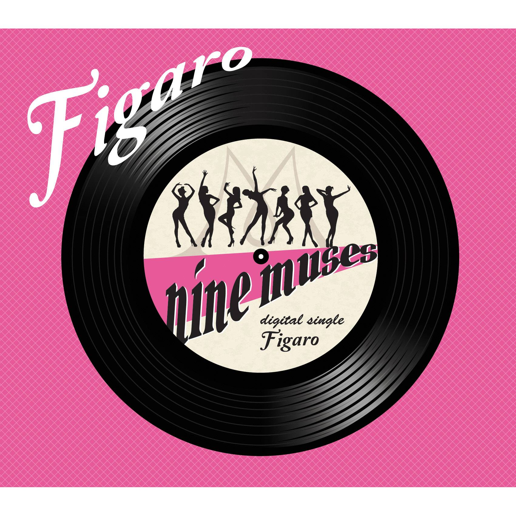 [Single] Nine Muses   Figaro
