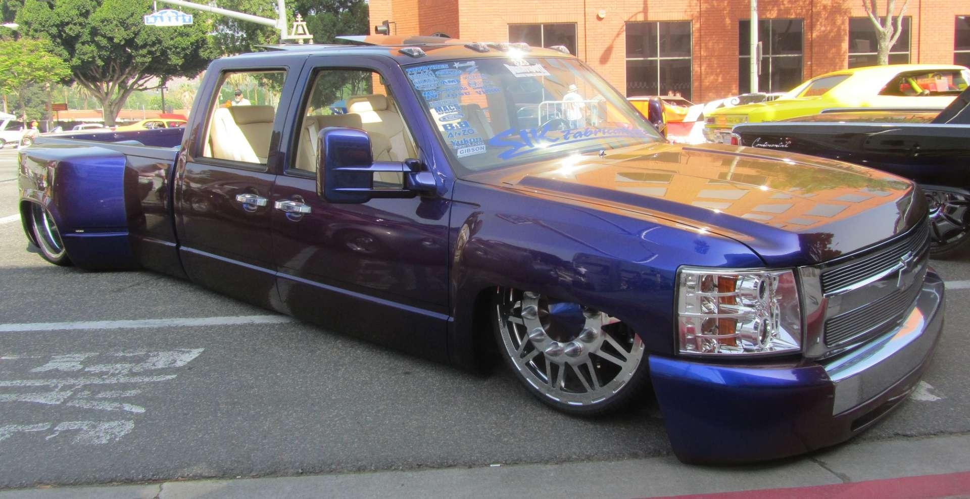 Steve White Vw >> Chevrolet Dually Custom Truck   Only cars and cars