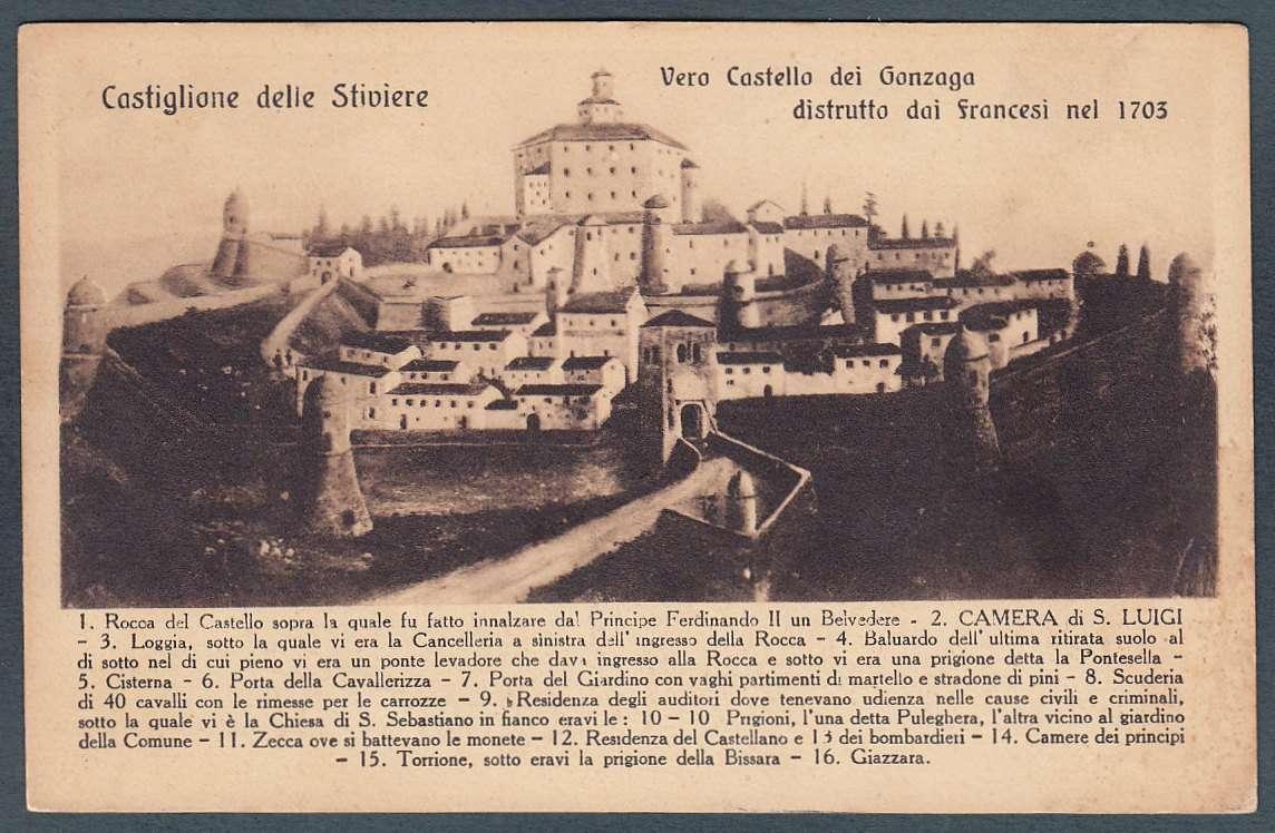 Isola Ecologica Castiglione Delle Stiviere dettagli su mantova castiglione delle stiviere 01 castello